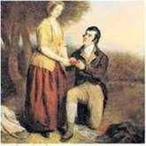 Вірші зарубіжних письменників про дружбу і кохання. Р. Бернс Любов