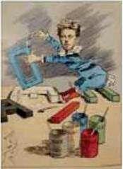 АНГЕЛ І ДЕМОН   Жан Ніколя Артюр Рембо Jean Nicolas Arthur Rimbaud (1854 1891)   Поезія французького символізму: витоки і відкриття   Початок епохи   ізмів у літературі (Про перехід до модернізму і його художні відкриття)